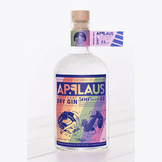 APPLAUS DRY GIN – 2018