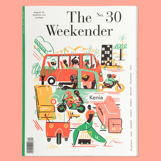 THE WEEKENDER – 2018