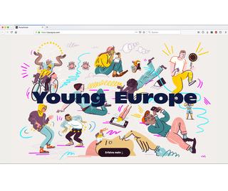 TUI & IRightsLab – 2018  Young Europe Hero Image