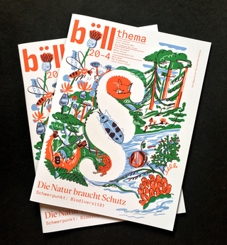BÖLL MAGAZINE – 2020  Cover: Protect The Nature!